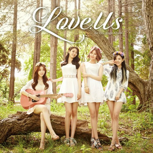 LoveUs – Tickle Lyrics [English, Romanization]