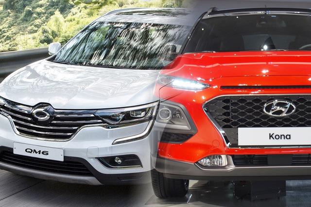 SUV는 무조건 디젤? 의외로 많이 팔린 국산 가솔린 SUV