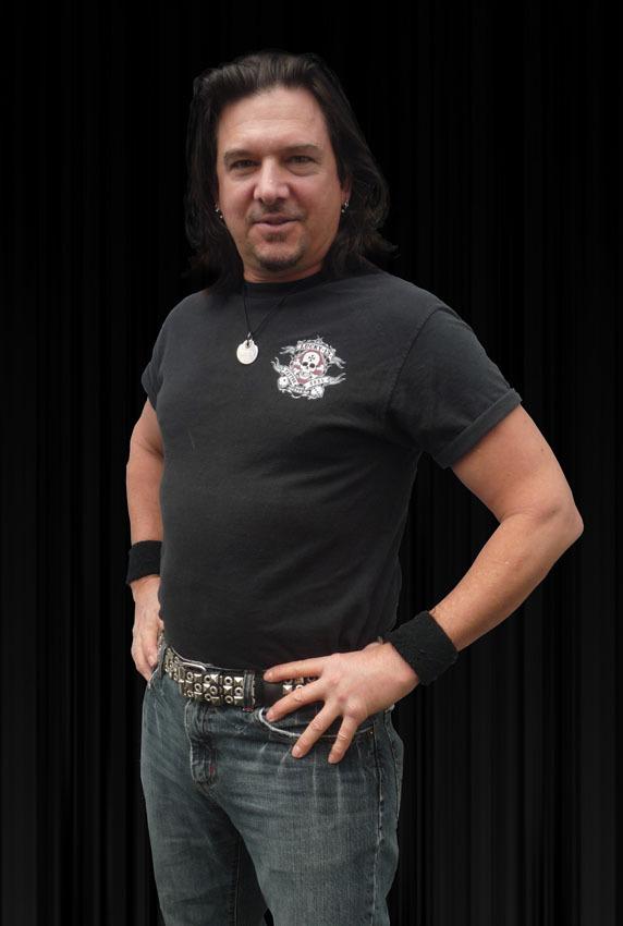 Reynold 'Butch' Carlson of Driver Band