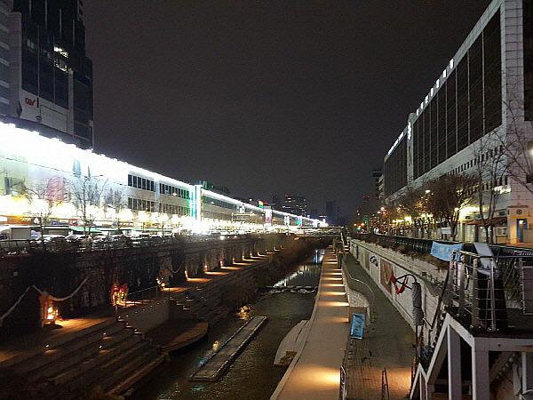 서울 동대문 청계천