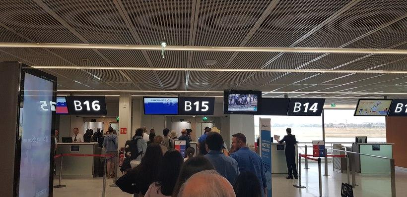 프랑스 파리 오를리 공항