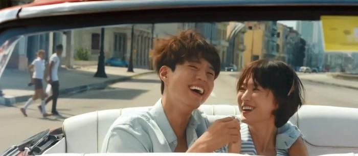 tvN 수목드라마 '남자친구' OST Part 7 백아연의 '그대여야만 해요'  [가사ㅣ노래듣기 ㅣ 뮤비/MV] 파도가 바다의 일이라면 너를 생각하는 것은 나의 일이었다9