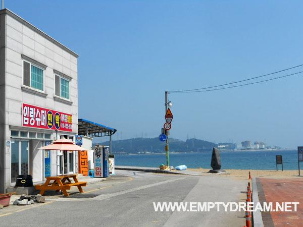 국토종주 동해안 자전거길: 부산항 여객터미널 - 임랑 해수욕장