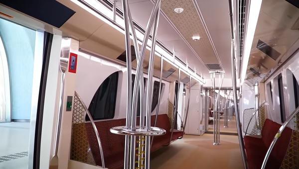 카타르 도하 메트로 지하철