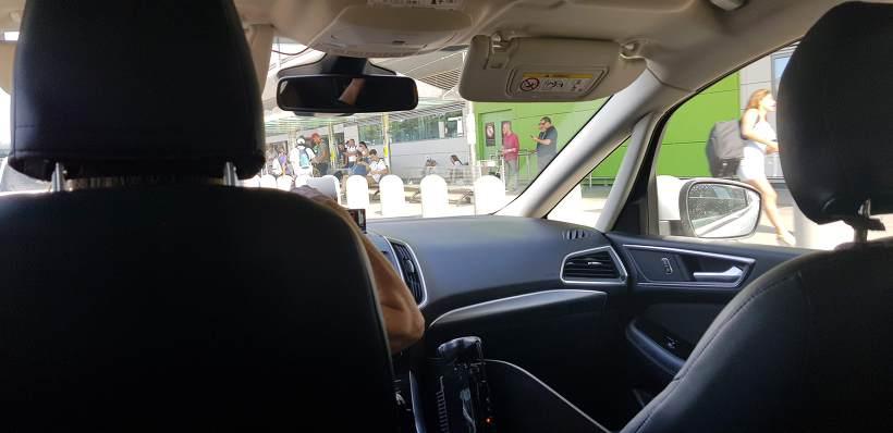 이비자 택시