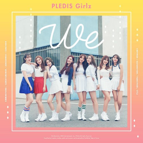 PLEDIS Girlz – WE Lyrics [English, Romanization]