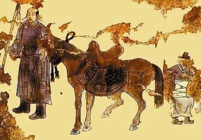 고팔부古八部 시절 거란족과 선비족(북위), 거란과 북제