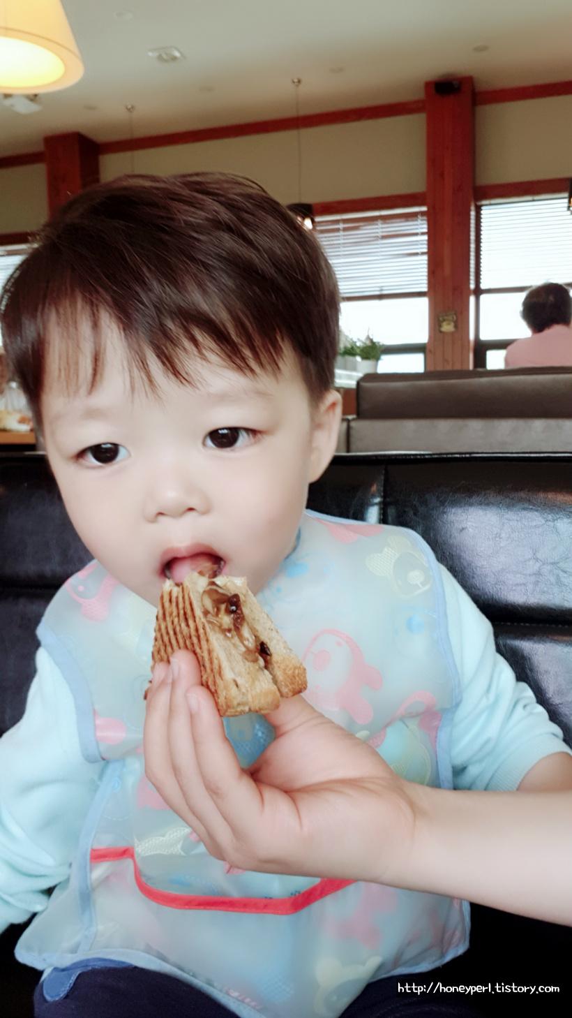 [ 오산 브런치 카페 ] 카페 알로하 cafe aloha 오산동물의숲 근처 아이와 식사할만한 곳 2