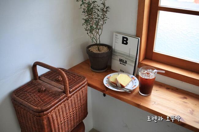 진해 주재커피~ 조용한 동네 카페~5