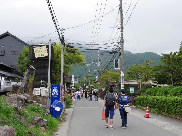 후쿠오카 유후인, 9월의 가을 가족 여행(태교여행)