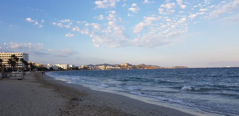 이비자 해변