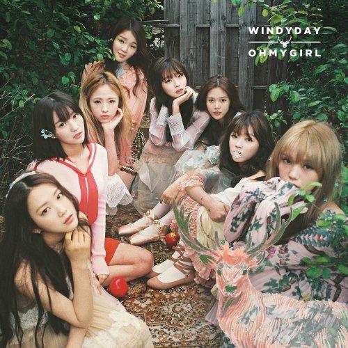 OH MY GIRL – WINDY DAY Lyrics [English, Romanization]