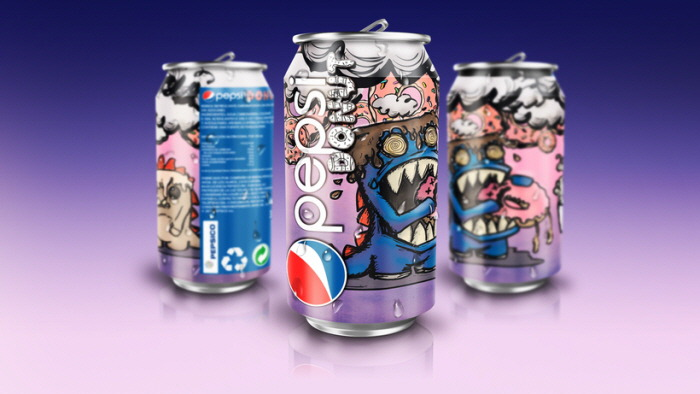 Pepsi-limited-edition-Donut