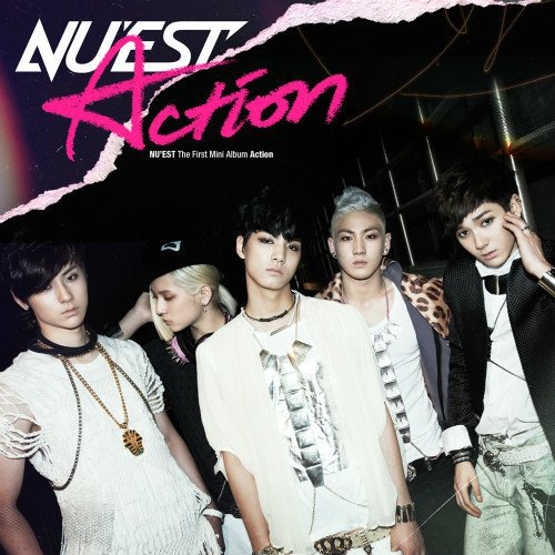NU'EST – ACTION Lyrics [English, Romanization]