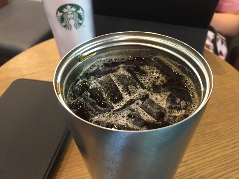 스타벅스 아이스 아메리카노