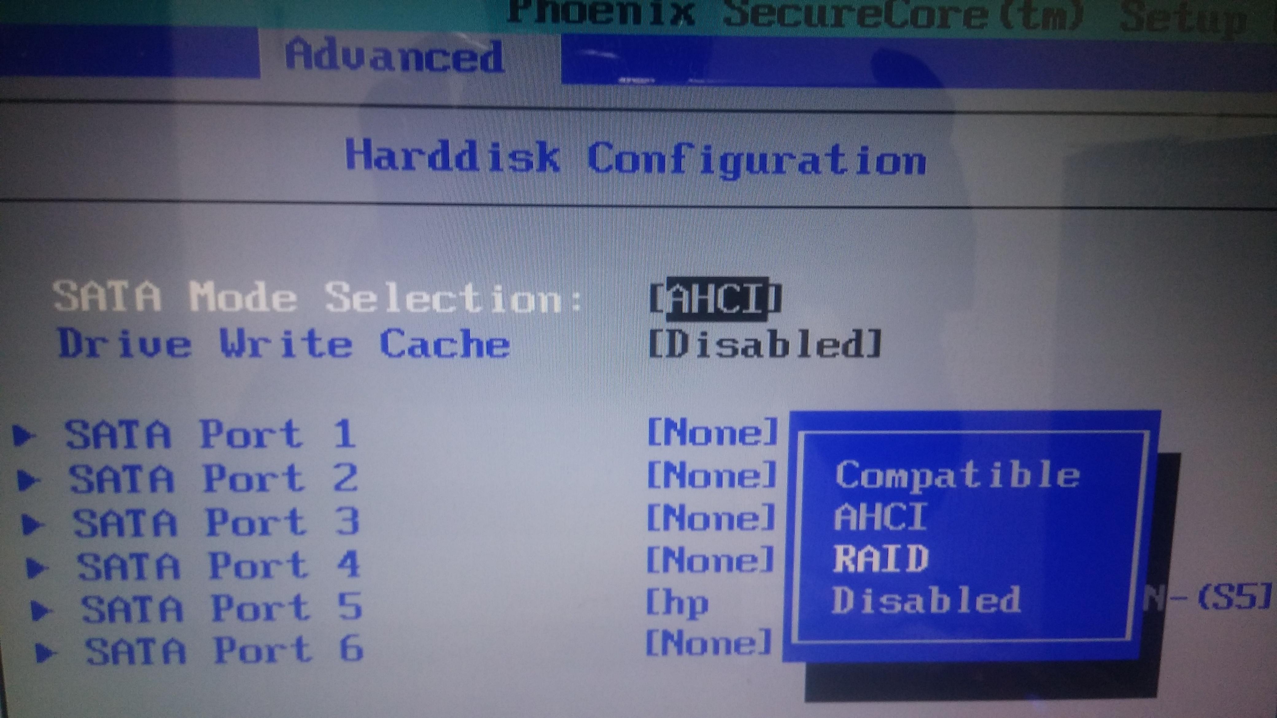HP ProLiant ML110 G6 Raid 설정