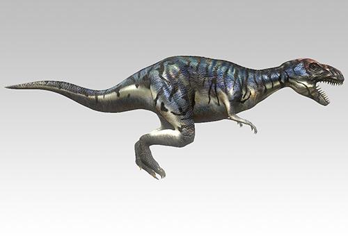양추아노사우르스(Yangchuanosaurus)