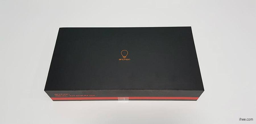 아콘 기계식 키보드 박스 모습