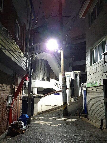 서울 슬럼가 가리봉동 벌집촌