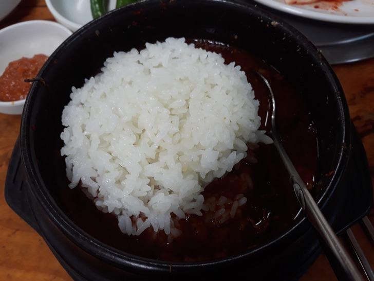 [동탄맛집]일인자감자탕 - 얼큰한 뼈해장국 맛집