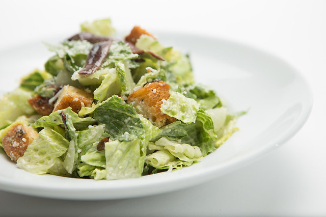 (c) Kurman Communications, Inc. https://www.flickr.com/photos/kurmanphotos/ https://flic.kr/p/2goUhzQ Caesar Salad @ Perry's Steakhouse & Grille