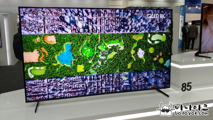 LG 시그니처 OLED TV 삼성 QLED 8K TV