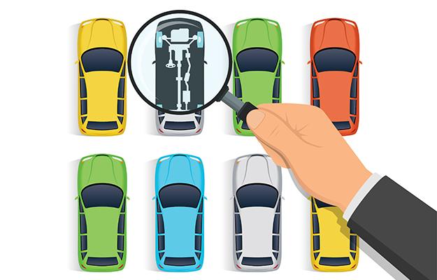 스마트시티에선 자율주행 자동차가 스스로 고장을 진단한다?