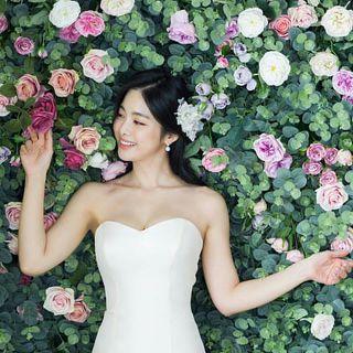 한지우 결혼 송혜교 한지우 아바타 계백 한복머리 드라마 계백 조기쁨