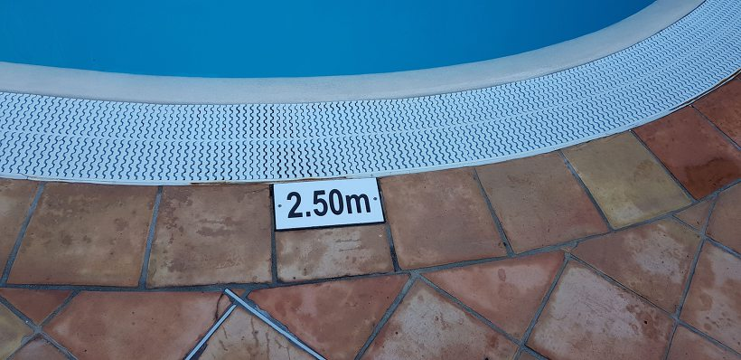 La Pérouse(라 페루즈) 호텔 수영장