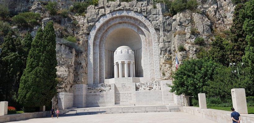 니스 전쟁 기념물 Monument aux Morts