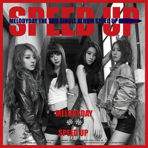 MelodyDay – SPEED UP Lyrics [English, Romanization]
