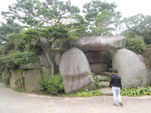 당진 볼거리 안국사지 석탑 석조여래삼존입상