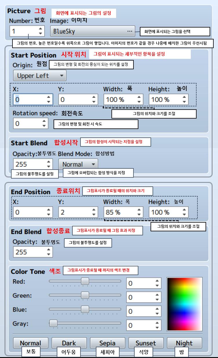 DLC 매뉴얼] GENE 도움말 한글화 Part 1 도움말 메뉴 :: iDL : ini's