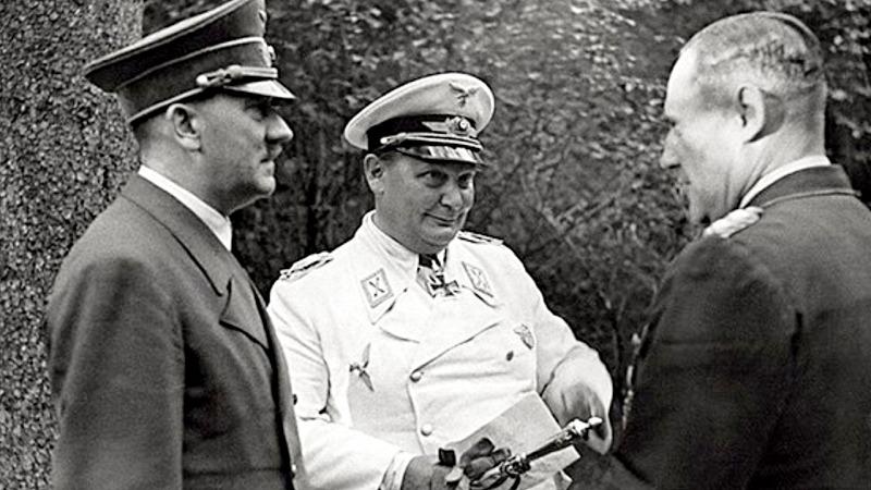 아돌프 히틀러와 헤르만 괴링