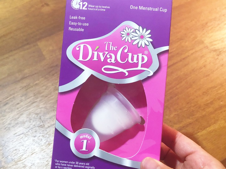 Dutchess Cup 생리컵 디바컵 diva cup