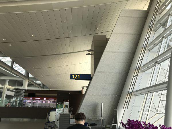 인천공항 동방항공 게이트 번호
