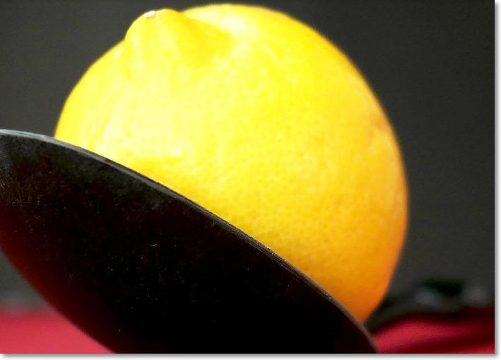 레몬 효능