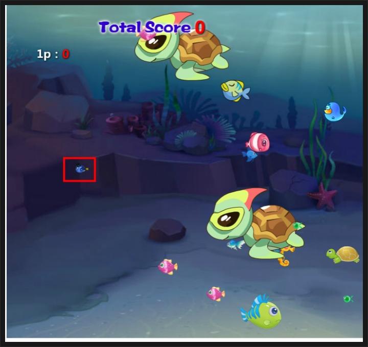 3인용 물고기 게임하기5