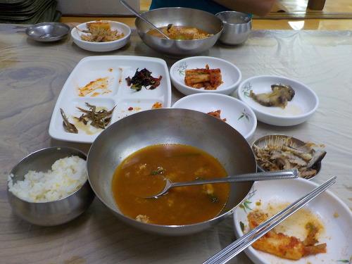 강릉 현지인 맛집 해성횟집 삼숙이탕