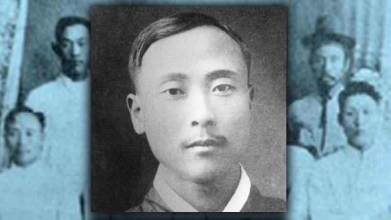사진: 주시경과 나철을 스승으로 했던 한글학자 김두봉