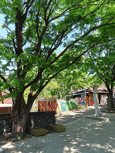 중계본동 백사마을 공원