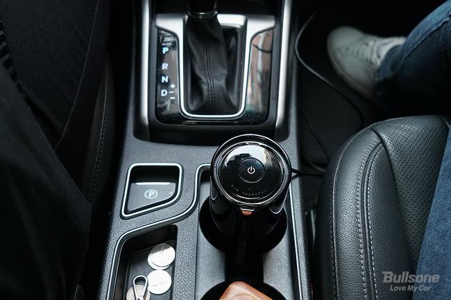 불스원차량용공기청정기, 불스원공기청정기