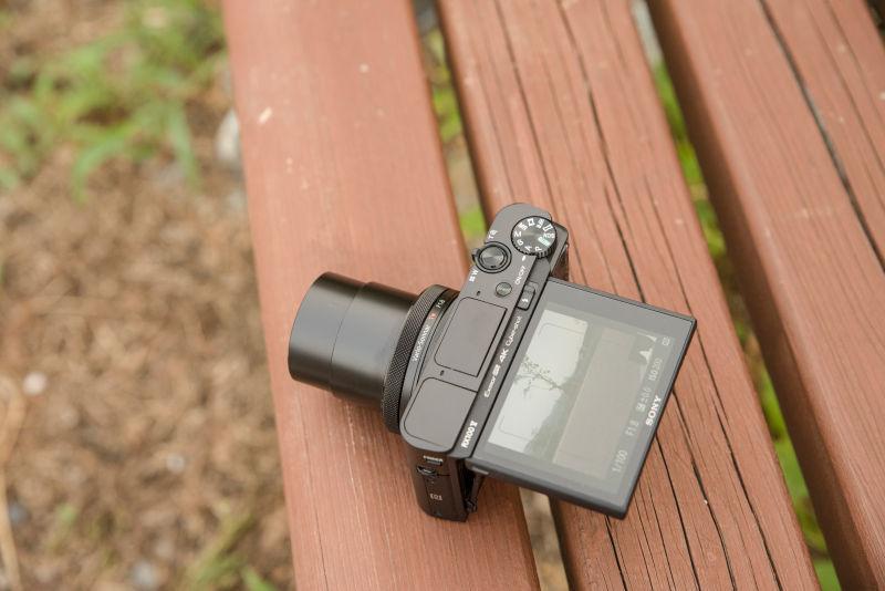 디지털카메라, 소니 RX100M5A 첫인상