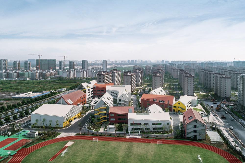 HANGZHOU HAISHU SCHOOL OF FUTURE SCI-TECH CITY