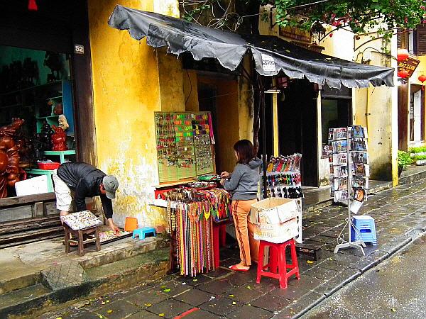베트남 호이안 올드타운 사진