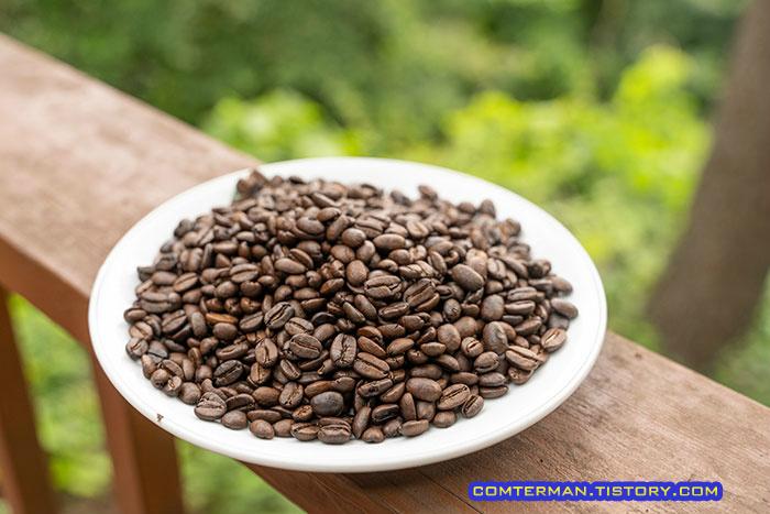커피원두 홈로스팅