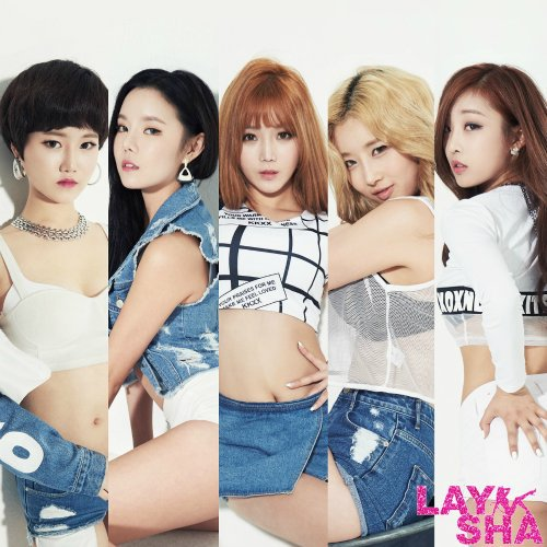 LAYSHA – Turn Up The Music Lyrics [English, Romanization]