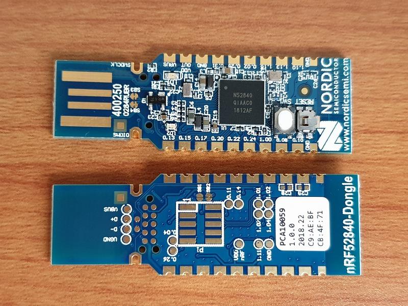 igotit :: nRF52840 USB 동글  PCA10059