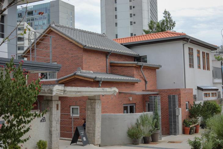 돈의문 박물관 마을 2층 양옥