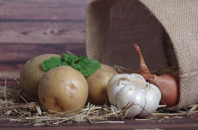 살림 노하우~! 유통기한 늘려주는 채소 보관 꿀팁! [살림정보 / 생활정보] 감자 마늘 보관법